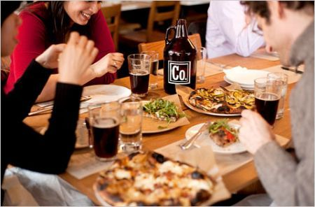 dieta al ristorante