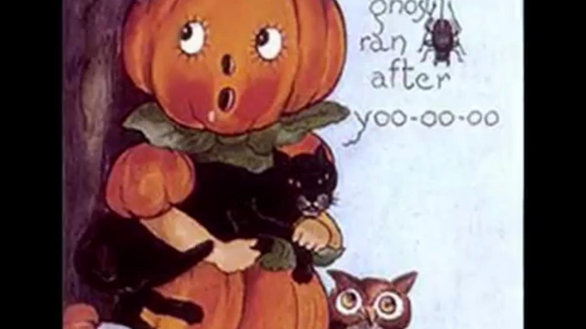 Halloween i cartoni animati da vedere con bambini
