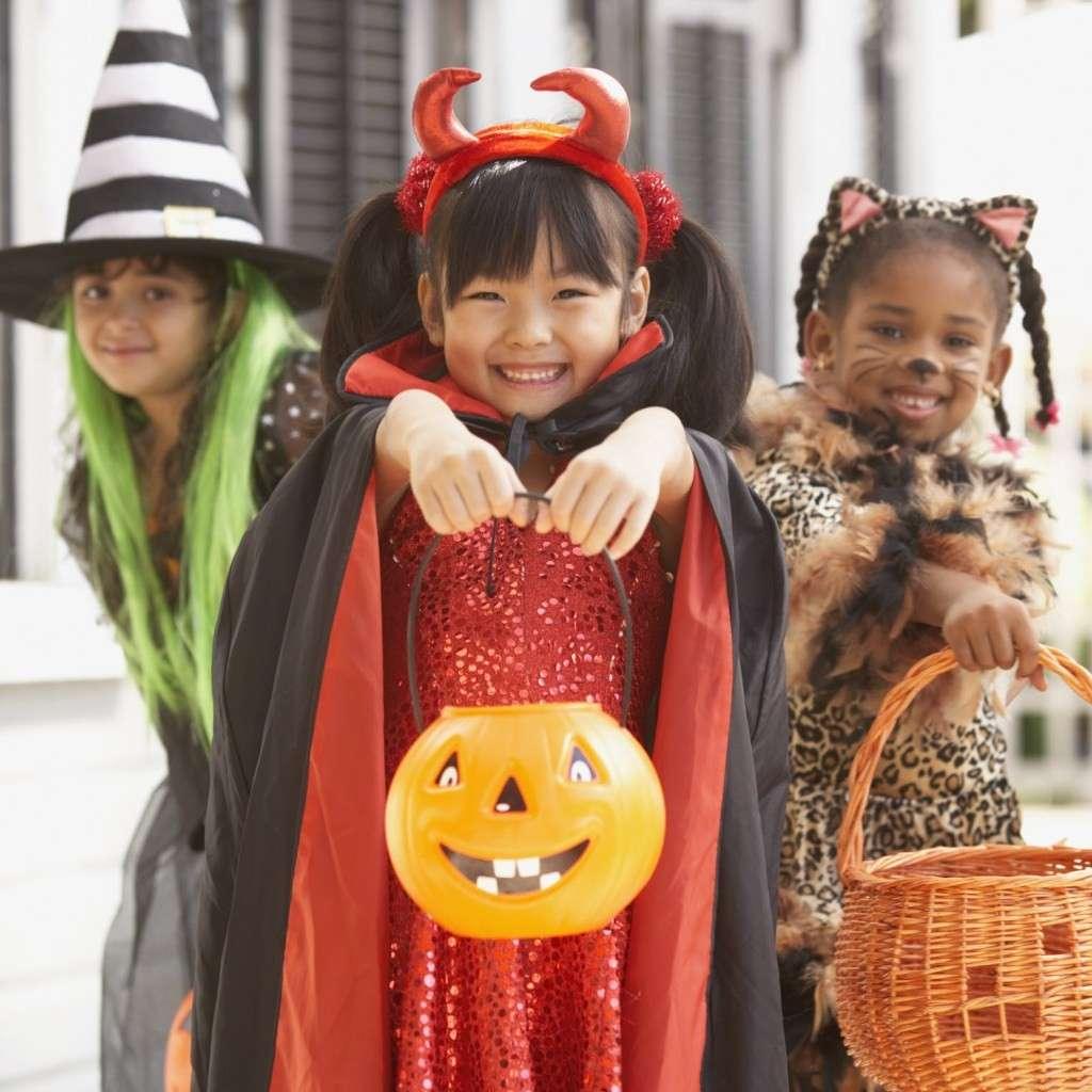 Lavoretti di Halloween facili per bambini [FOTO]