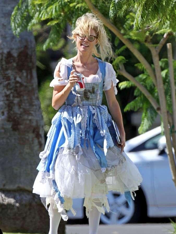Il costume di Halloween di Julie Bowen