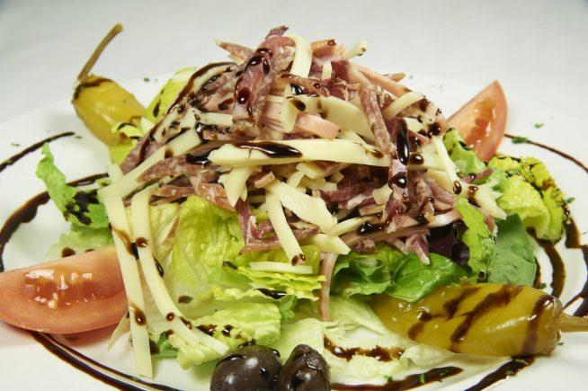 Ricette per insalatone dietetiche