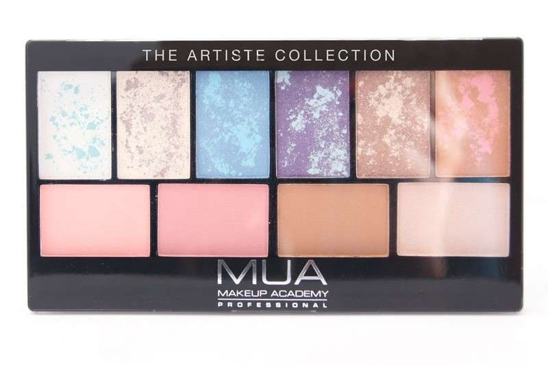 Palette The Artiste Collection MUA