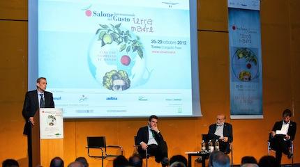 Salone del Gusto e Terra Madre 2012, a Torino dal 25 al 29 ottobre