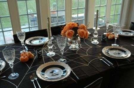 Halloween: come decorare una perfetta tavola da brivido [FOTO]