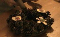 Ghirlande natalizie fai da te facili e veloci: le idee migliori [FOTO]