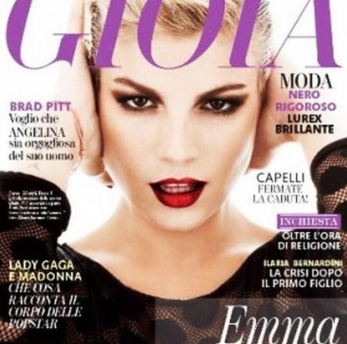 Emma Marrone Gioia copertina