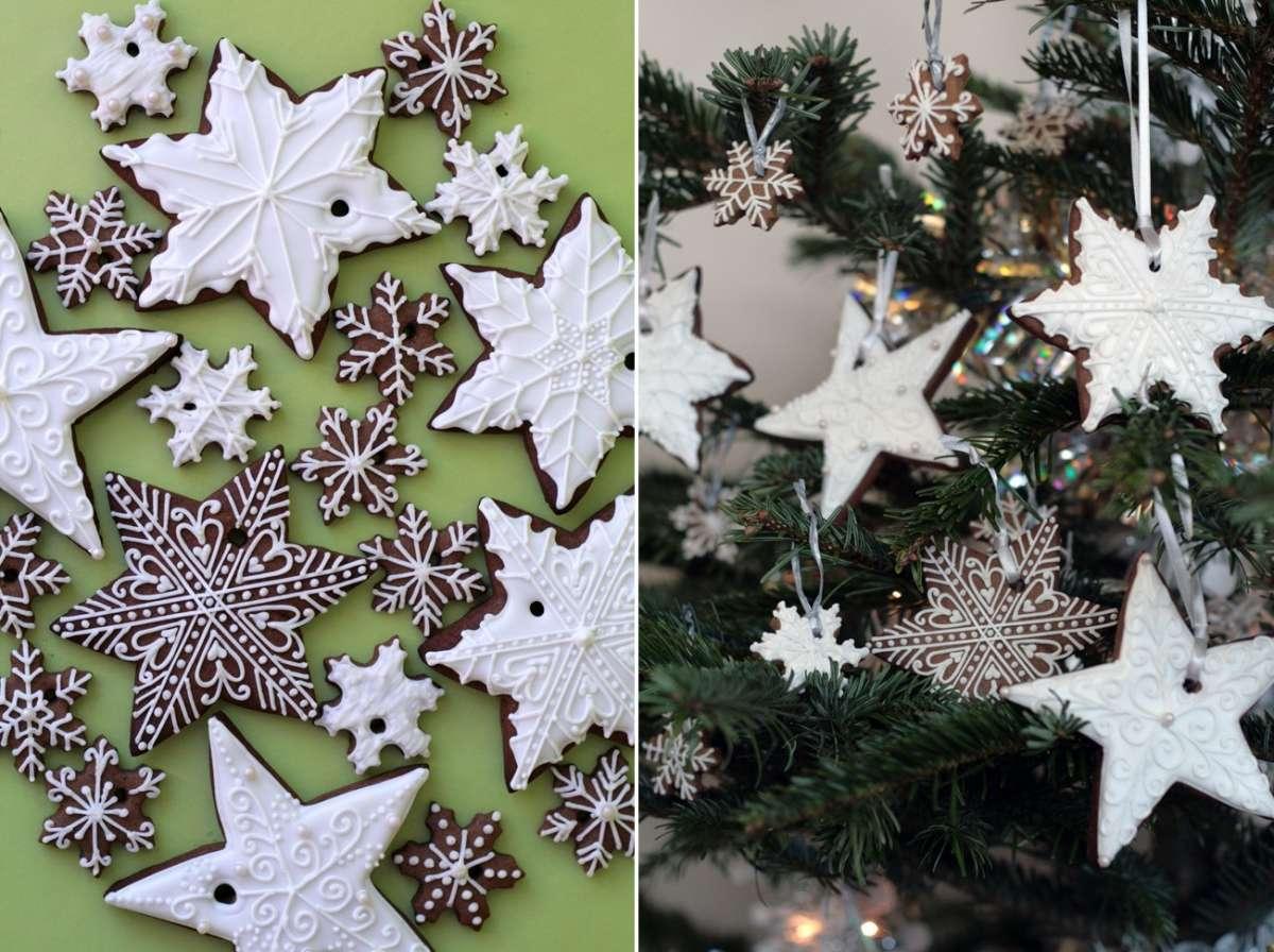 Biscotti Classici Di Natale.La Ricetta Light Di Natale Dei Classici Biscotti Allo Zenzero Foto