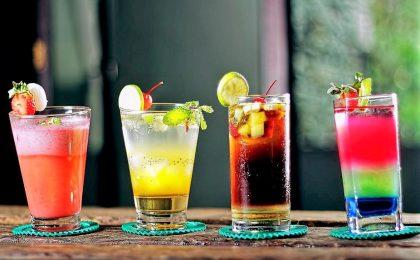 Le calorie dei cocktail [FOTO]