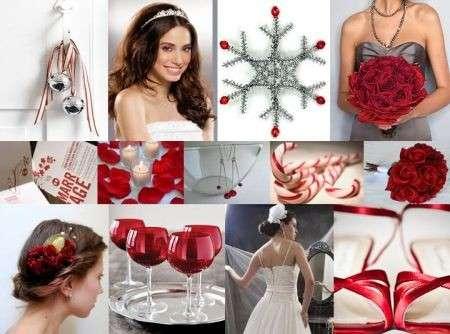 Matrimonio a Natale, tra decorazioni chic e idee per una giornata indimenticabile [FOTO]
