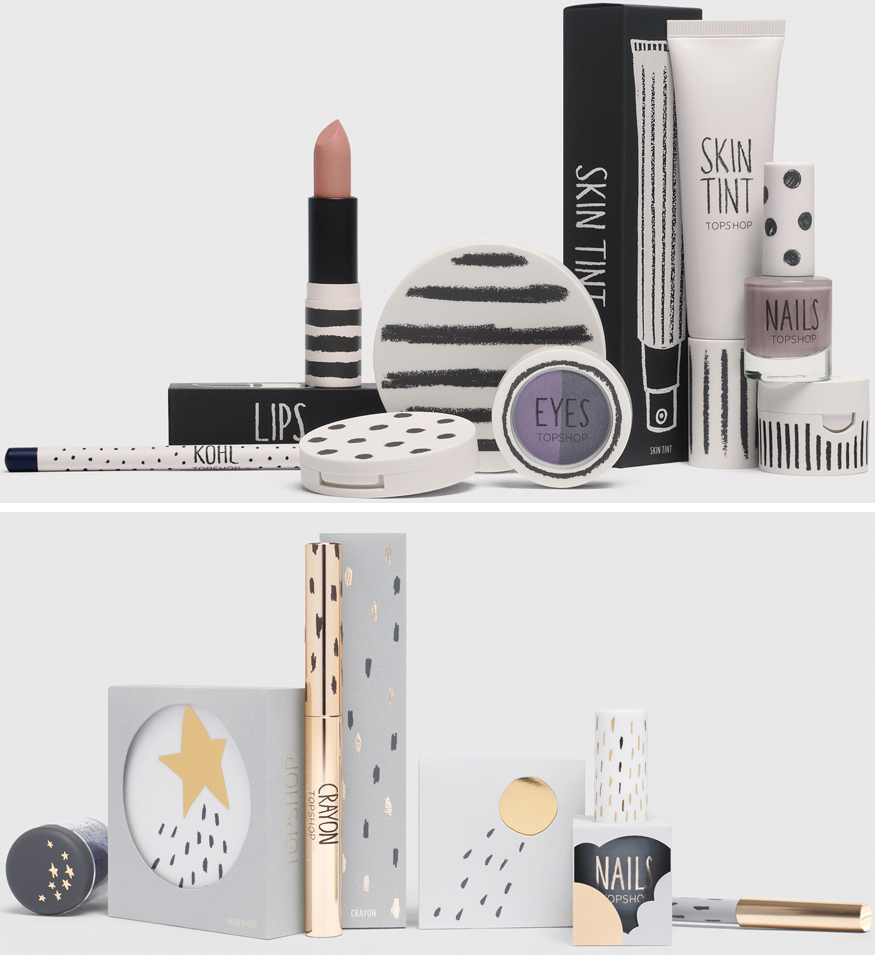 prodotti makeup economici topshop trucco