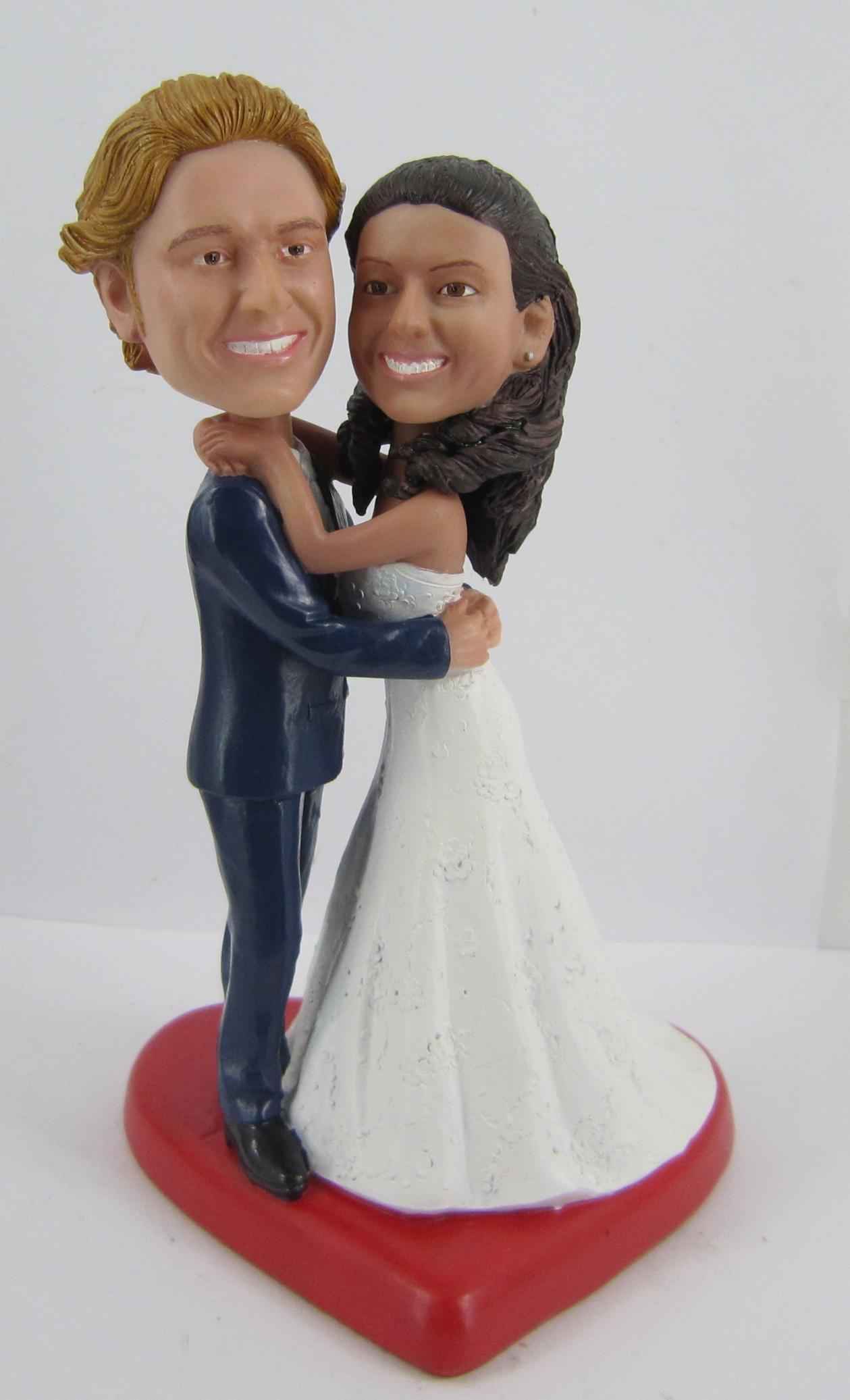 decorazioni torte nuziali cake topper
