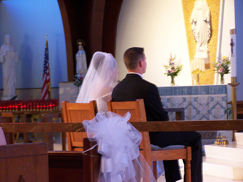 galateo matrimonio per la cerimonia