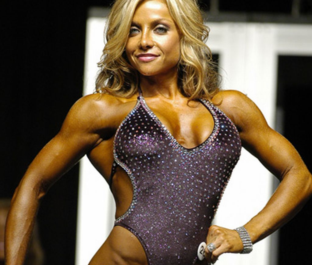 dieta donne body building