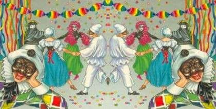 Carnevale: le maschere tradizionali da stampare e colorare [FOTO]
