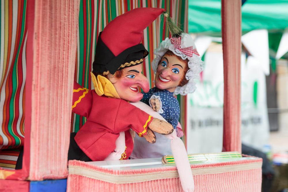 Filastrocche di Carnevale, Brighella e le altre maschere