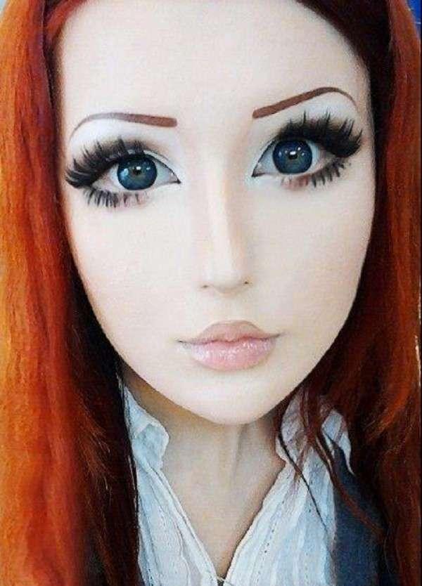 Trucco estremo, quando il make up diventa un'ossessione [FOTO]