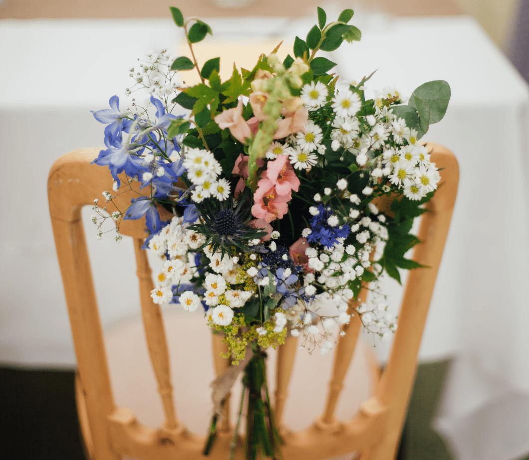 Decorazioni per le nozze in primavera