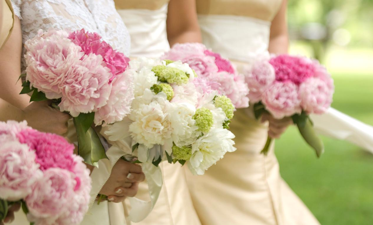 matrimonio primavera mazzi chic