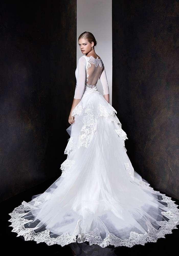 Abiti da sposa in pizzo  i modelli più belli  FOTO   daa0c7e45c8