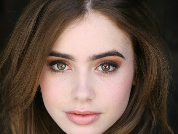 Lily Collins Admits She Lets Fans Touch Her Eyebrows On Chelsea Lately