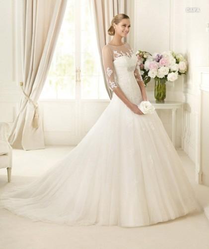 abito da sposa pronovias 2013 daifa
