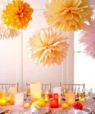 Fai da te Festa della Donna: i fiori di carta [FOTO]