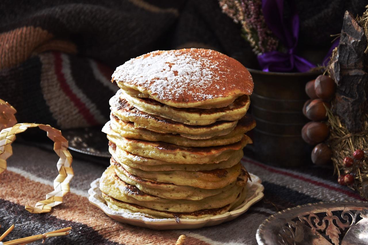 pancake dukan fase attacco