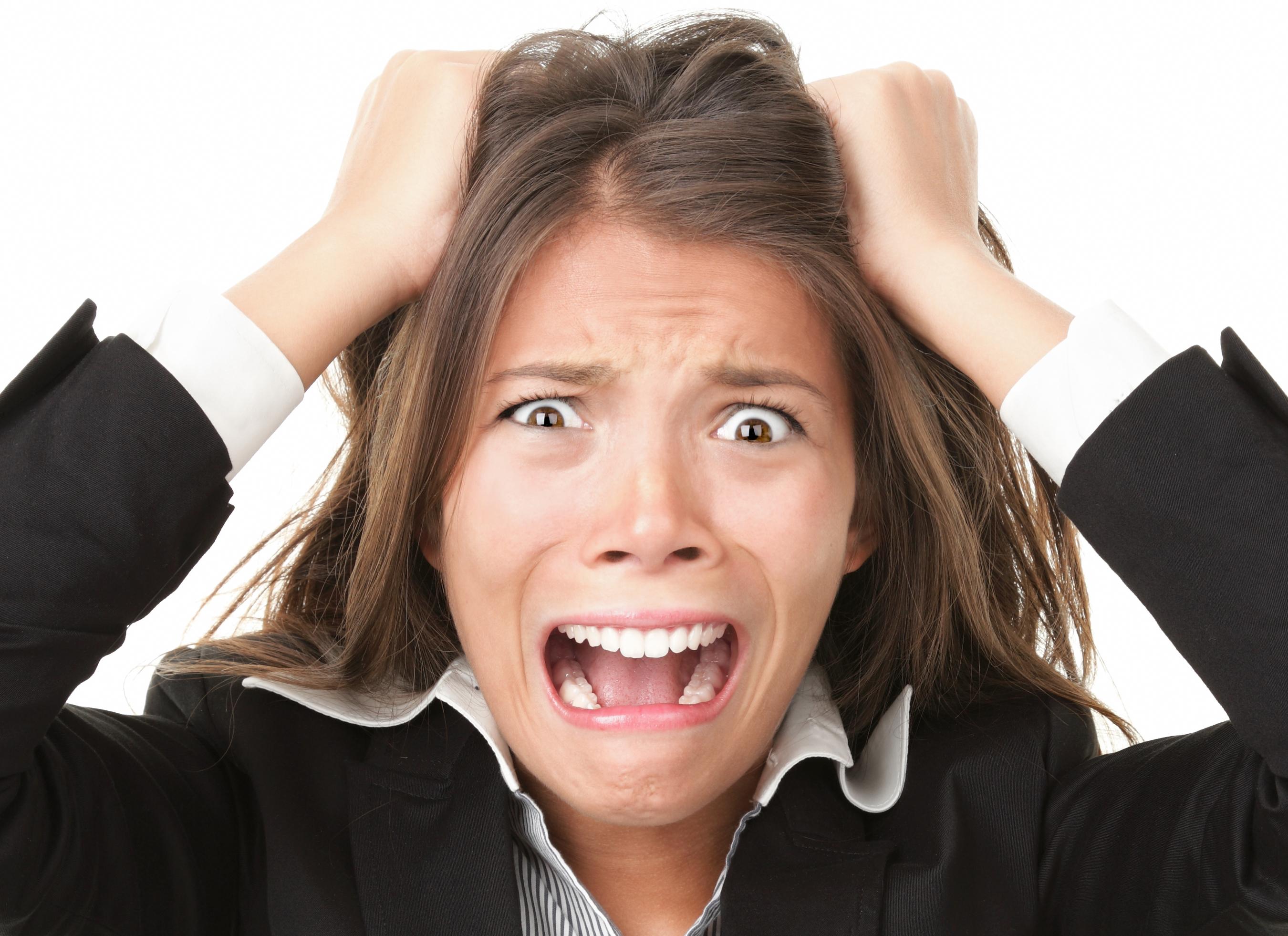 Quanto sei stressata? Scoprilo con un test!