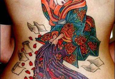 Tatuaggi giapponesi: significato e disegni di quelli più belli [FOTO]