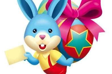 Lavoretti di Pasqua per i bambini:  uova da stampare e colorare [FOTO]