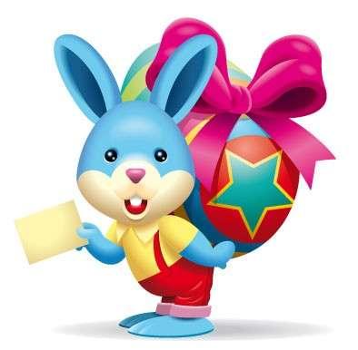 Lavoretti di Pasqua per i bambini:  uova da stampare e colorare