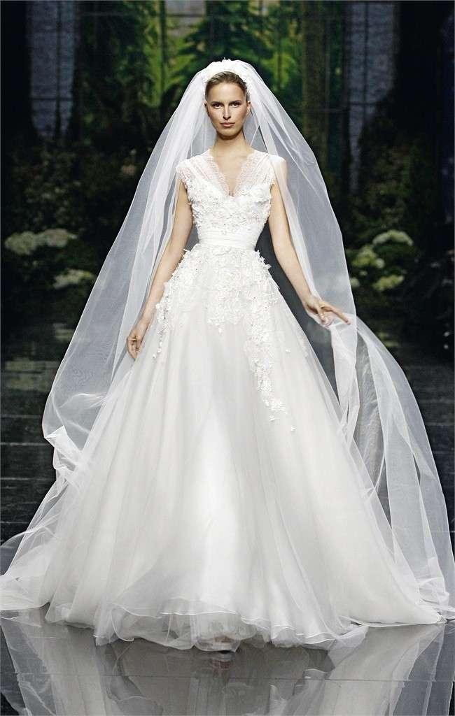 Abiti da sposa da principessa: modelli per tutti i gusti [FOTO]