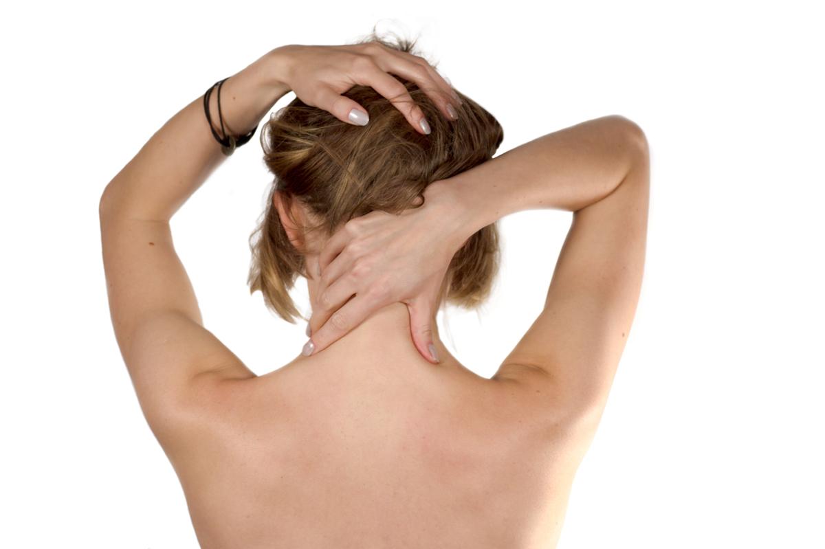 Automassaggio per il collo