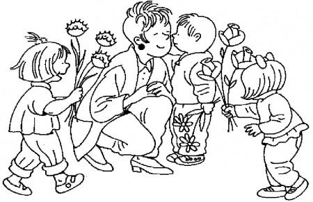 Festa della mamma disegni 2