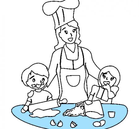 Festa della mamma disegni 5
