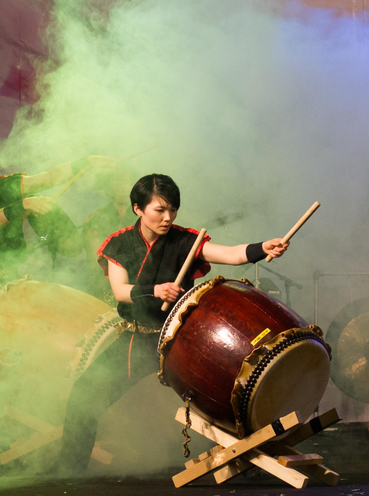 Festival Oriente tamburi