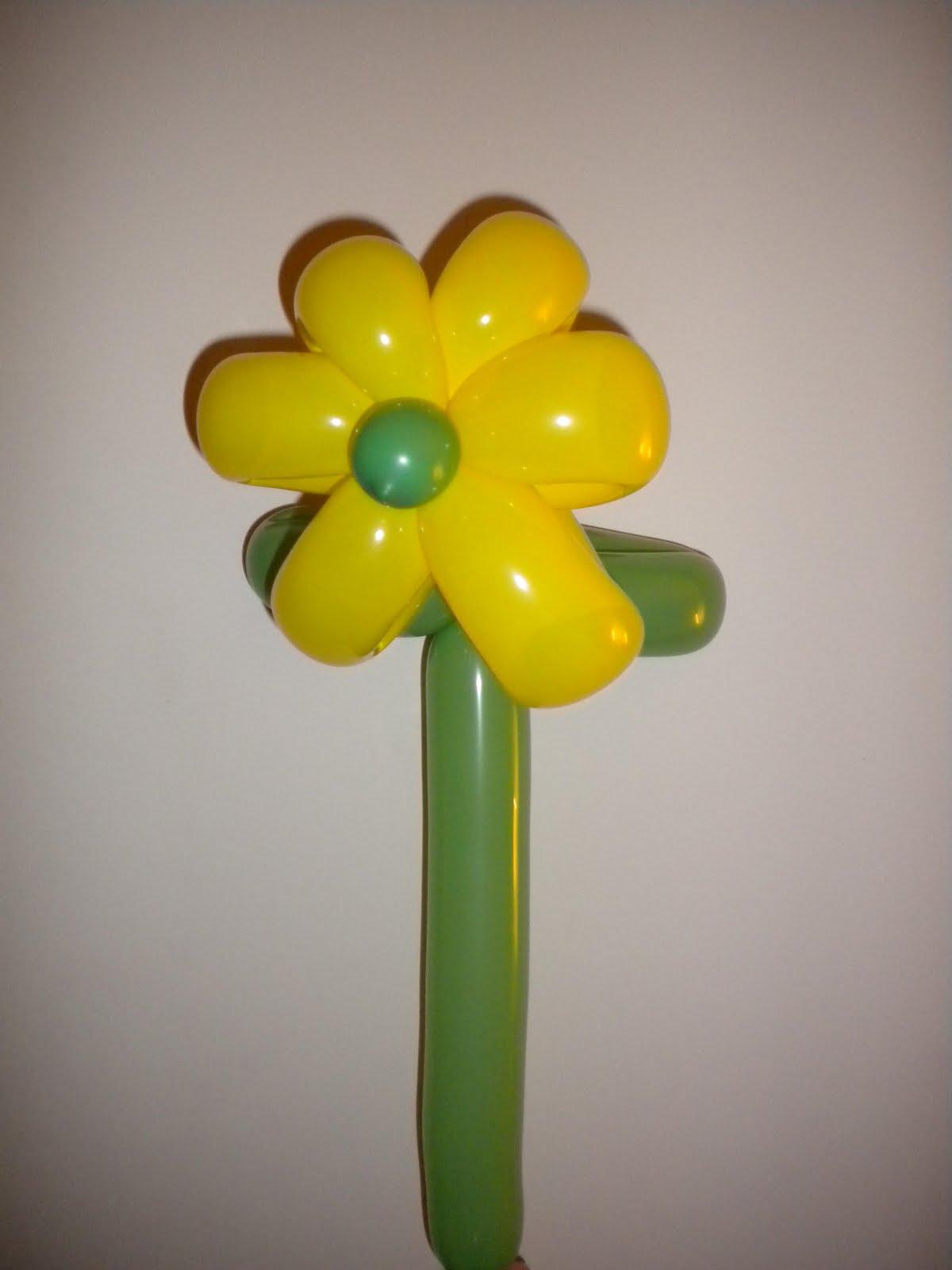 Fiore di palloncini