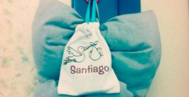 Il fiocco azzurro Santiago