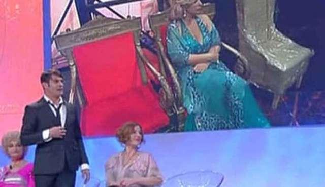 Lite tra Tina Cipollari e Gianni Sperti