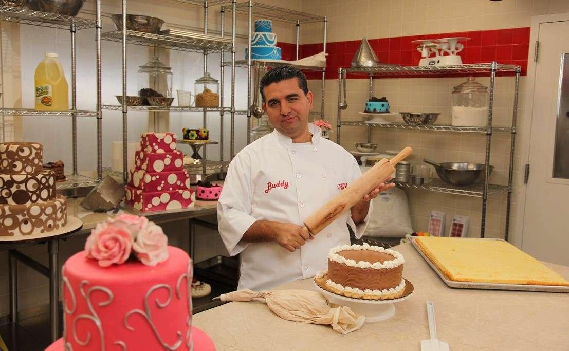 Il boss delle torte: le creazioni più belle di Buddy [FOTO]