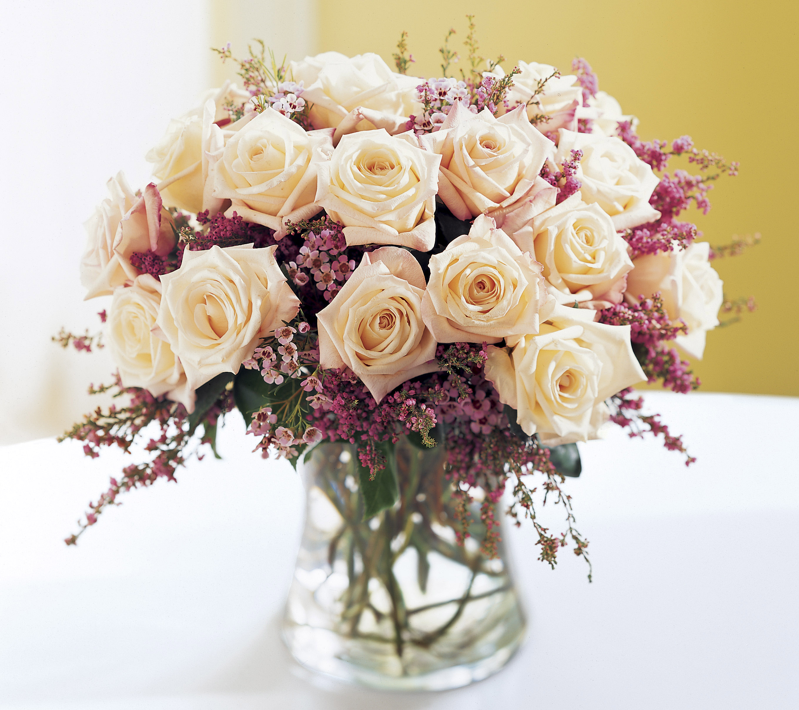 fiori matrimonio vaso