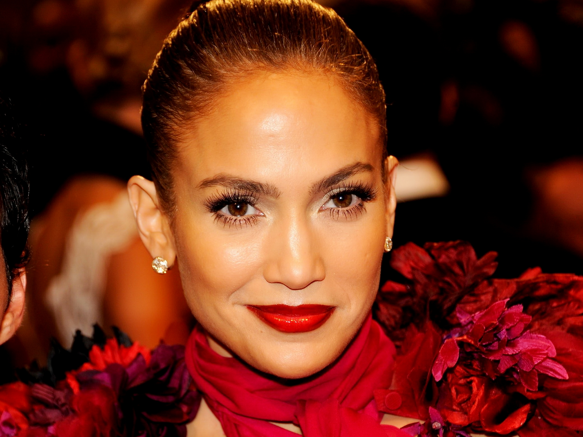 Jennifer Lopez rossetto