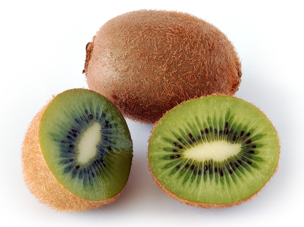 Kiwi ricco fibre
