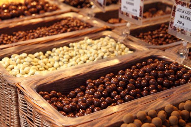 dieta del cioccolato