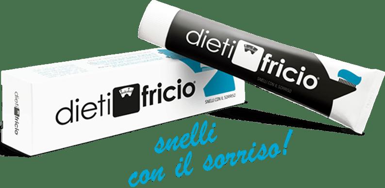 Il dietifricio: per dimagrire lavandosi i denti