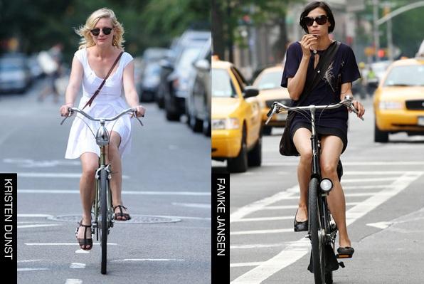 look da bicicletta romantici