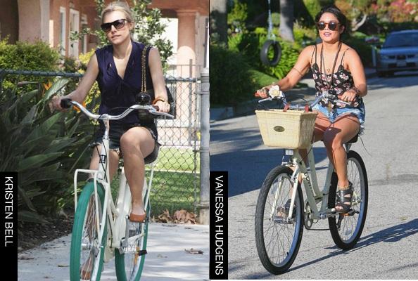 look da bicicletta spensierati