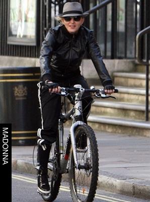 look da bicicletta sport madonna