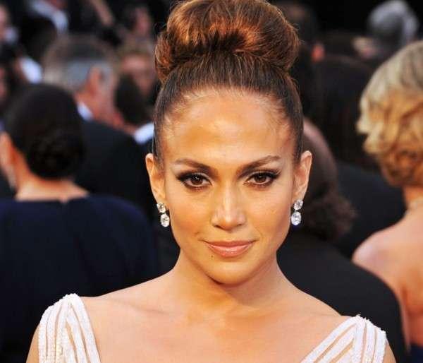 Make up di Jennifer Lopez brillante