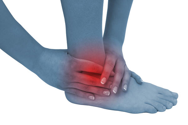Distorsionen della caviglia